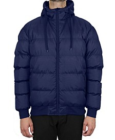 Men's Heavyweight Bubble Bomber Jacket
