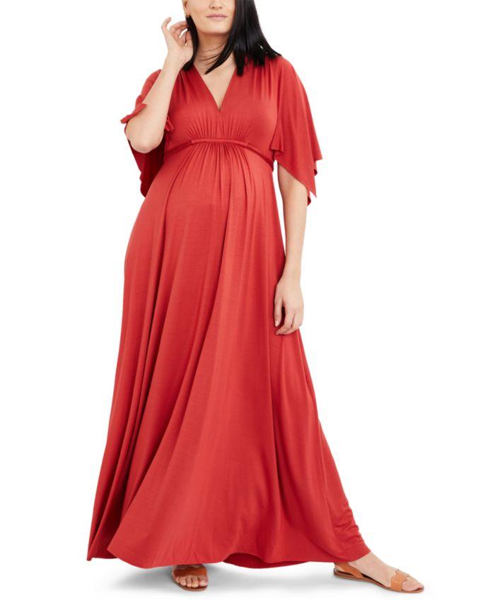 Rachel Pally Maternity Maxi Dress & Reviews - Maternity - Women - Macy's