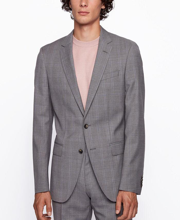 Hugo Boss - Men's Huge6/Genius5 Slim-Fit Suit