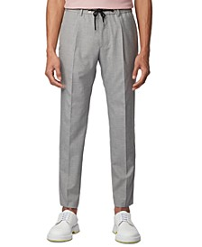BOSS Men's Bardon Melange Slim-Fit Trousers