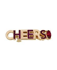 Cheers Hair Clip