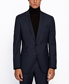 BOSS Men's Huge6 Slim-Fit Jacket