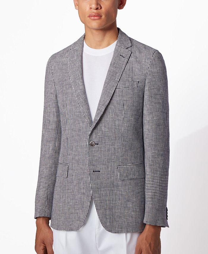 Hugo Boss - Men's Hartlay2 Slim-Fit Jacket