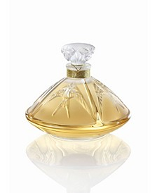 Living Lalique Crystal Edition Perfume, 4.05 oz./120 ml