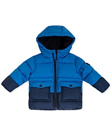Baby Boys Colorblocked Jacket
