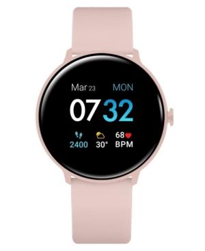 Sport 3 Women's Touchscreen Smartwatch: Blush Case with Blush Strap 45mm
