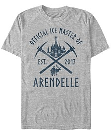 Men's Frozen Camp Arendelle Ice Short Sleeve T-shirt