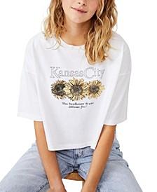 Women's Chopped Boyfriend T-shirt