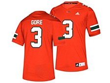 Miami Hurricanes Frank Gore Men's Replica Football Jersey