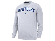Kentucky Wildcats Men's Cotton Club Crew Neck Sweatshirt