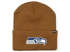Seattle Seahawks NFL x Carhartt Cuff Knit Hat