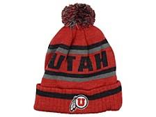 Utah Utes Buddy Pom Knit