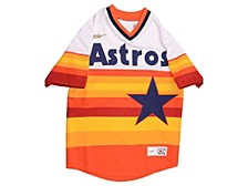 Houston Astros Youth Cooperstown Collection Blank Jersey
