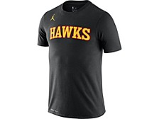 Atlanta Hawks Men's Statement Wordmark T-Shirt