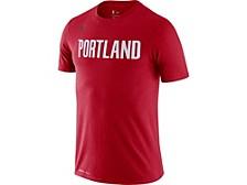 Portland Trail Blazers Men's Statement Wordmark T-Shirt