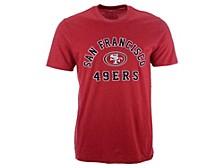 San Francisco 49ers Men's Varsity Arch Club T-shirt