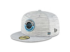 Carolina Panthers On-Field Sideline 59FIFTY Cap