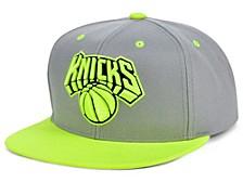 New York Knicks Volt Snapback Cap