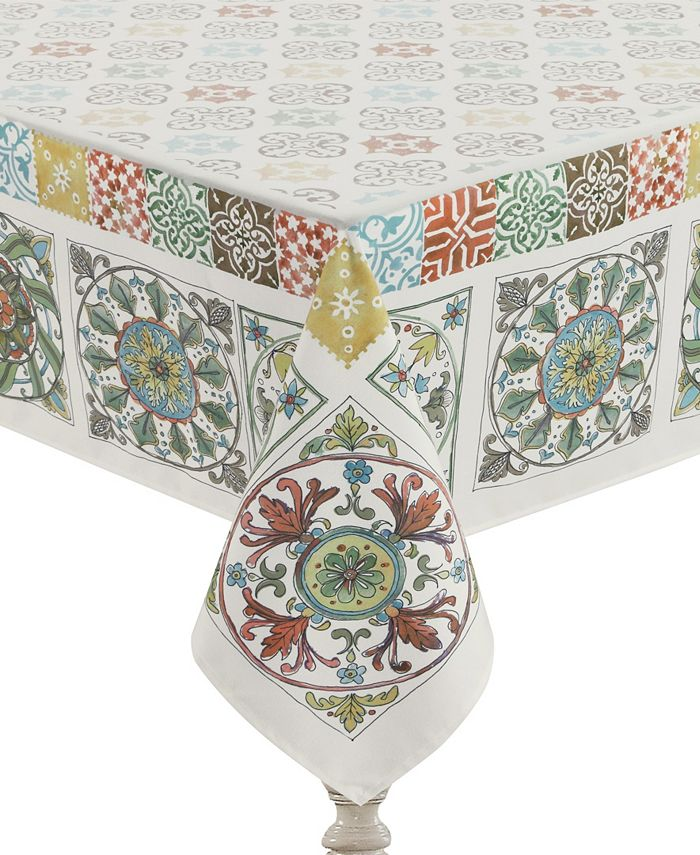 Laural Home - Under the Golden Sun 70x84 Tablecloth