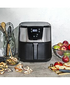 6.3-Quart Digital Touchscreen Electric Air Fryer, Created for Macy's