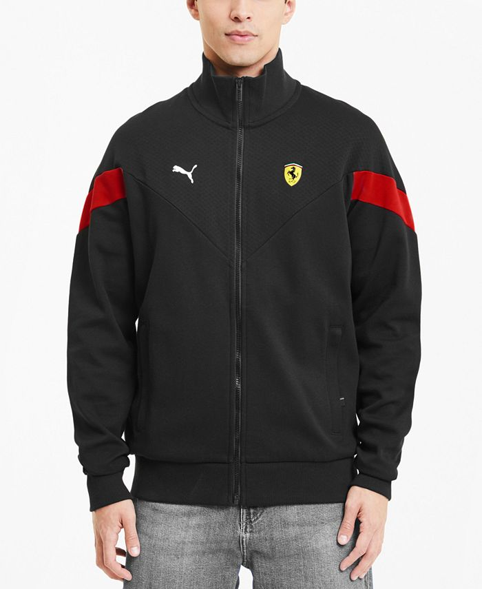 Puma - Men's Ferrari MCS Sweat Jacket