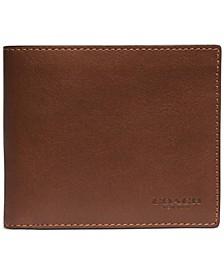 Men's Leather Slim Sport Billfold