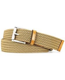 HUGO Men's Gabi Woven Belt