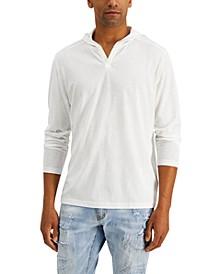INC Men's Jamie Hooded Shirt, Created for Macy's
