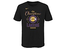 Youth Los Angeles Lakers Champ Locker Room T-Shirt