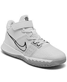 Little Boys Kyrie Flytrap 4 Basketball Sneakers from Finish Line