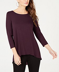 Woven-Back Top, Created for Macy's