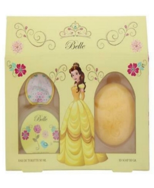 Disney Belle House Perfume And Soap, Set Of 2