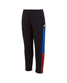 Little Boys Color Black French Terry Pant