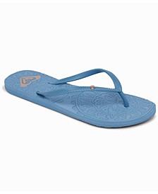Women's Antilles Flip Flops