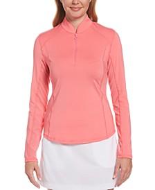 Quarter-Zip Golf Sweater