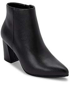 Women's Taylor Waterproof Booties, Created for Macy's