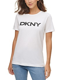 Rubberized Logo T-Shirt