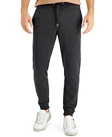 INC Men's Regular-Fit Jogger Pants, Created for Macy's