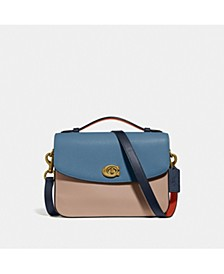 Colorblock Cassie 61 Leather Crossbody
