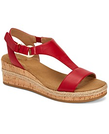 Terrii Wedge Sandals, Created for Macy's