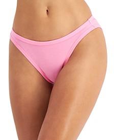 Women's Solid Bikini, Created for Macy's