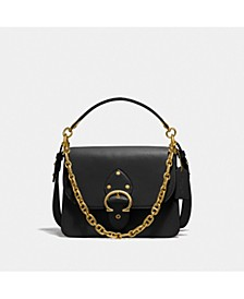 Glovetanned Leather Beat Shoulder Bag