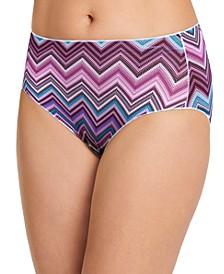 Women's No Panty Line Hip Brief Underwear 1372