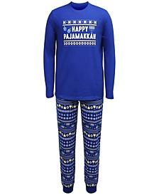 Matching Men's Hanukkah Family Pajama Set, Created for Macy's