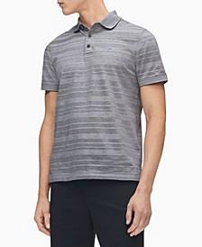 Liquid Touch Multi Stripe Polo Shirt