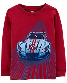 Big Boy Race Car Jersey Tee