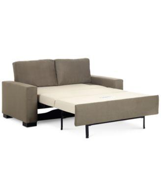 "Alaina 71"" Fabric Sofa Bed Full Sleeper, Created for Macy's"