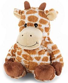 Giraffe Microwavable Scented Plush