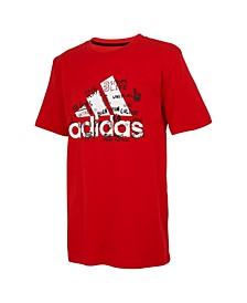 Big Boys Short Sleeve Motivation T-shirt