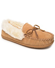 Women's Camp Collar Moccasins